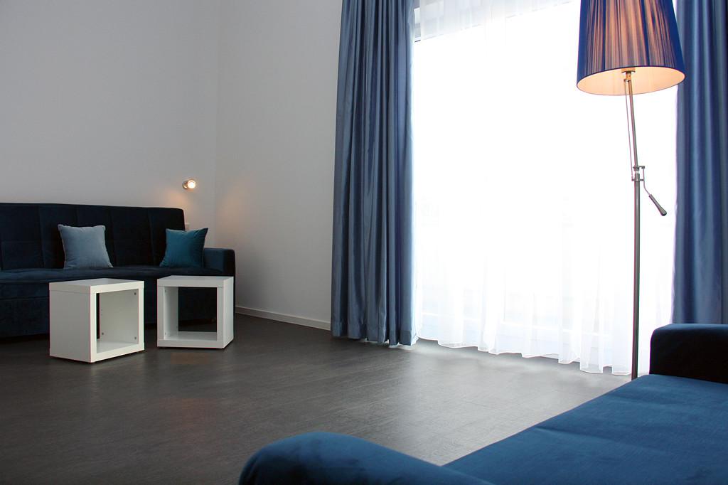 Appartement Wohnbereich